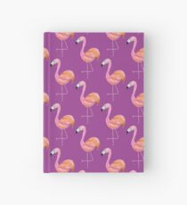 Freddy the Happy Flamingo Hardcover Journal