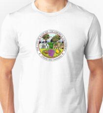 Seal of Rancho Cucamonga  Unisex T-Shirt