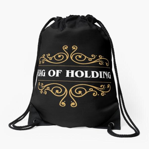 Bag of Holding Magic Item Tabletop RPG Gaming Drawstring Bag