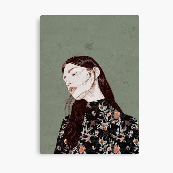 THE REVENGE ELENA GARNU Canvas Print
