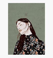 THE REVENGE ELENA GARNU Photographic Print
