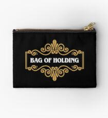 Bag of Holding Tabletop RPG Gaming Studio Pouch