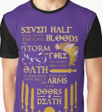 The Prophecy of Seven Graphic T-Shirt