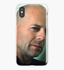 Bruce Willis iPhone Case