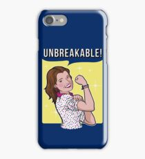 Unbreakable! iPhone Case/Skin