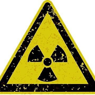 Radiation Sign by RadTechdesigns