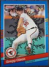 034 - Gregg Olson by Foob's Baseball Cards