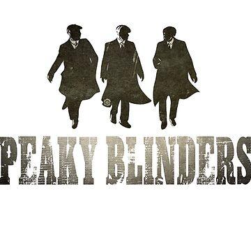 Peaky Blinders - Stritro by eyevoodoo