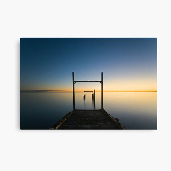 The Lost Gate to Atlantis Canvas Print
