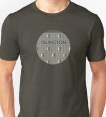 ISLINGTON Subway Station T-Shirt