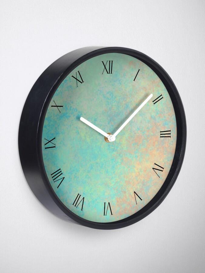 Alternate view of Opal Clock