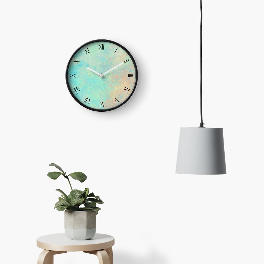Opal Clock