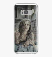 Airbrush Portrait - Brittany Murphy Samsung Galaxy Case/Skin