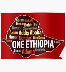 One Ethiopian Poster