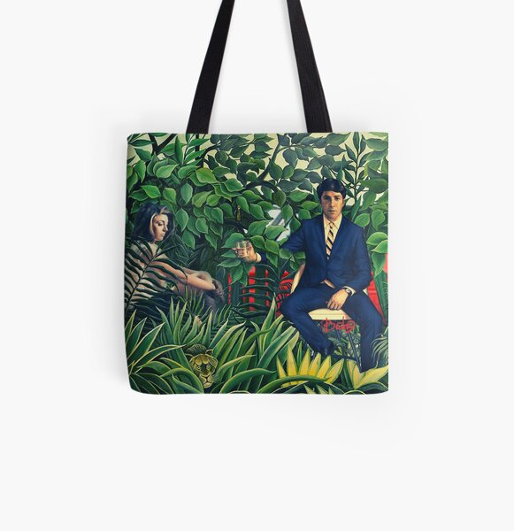 Mrs Robinson [A different ending] All Over Print Tote Bag
