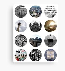 Berlin Snapshots Canvas Print