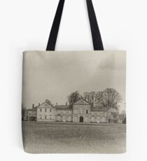 Hovingham Hall - North Yorkshire Tote Bag