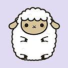 Cute Lamb by peppermintpopuk