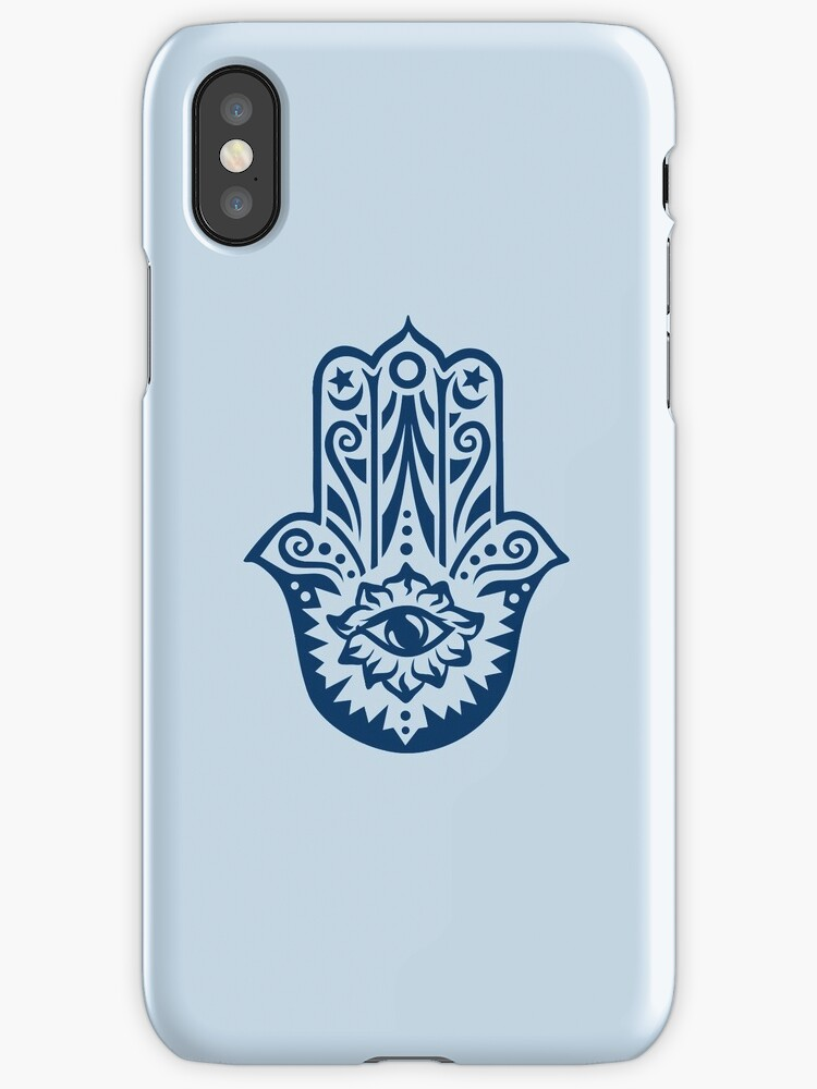 Hamsa Hand Of Fatima Protection Amulet Symbol Of Strength And