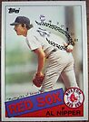 043 - Al Nipper by Foob's Baseball Cards