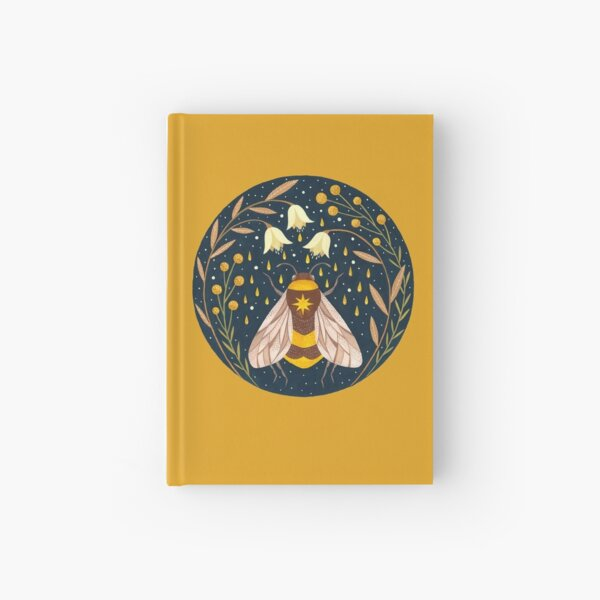Harvester of gold Hardcover Journal