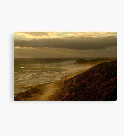 13th Beach Canvas Print