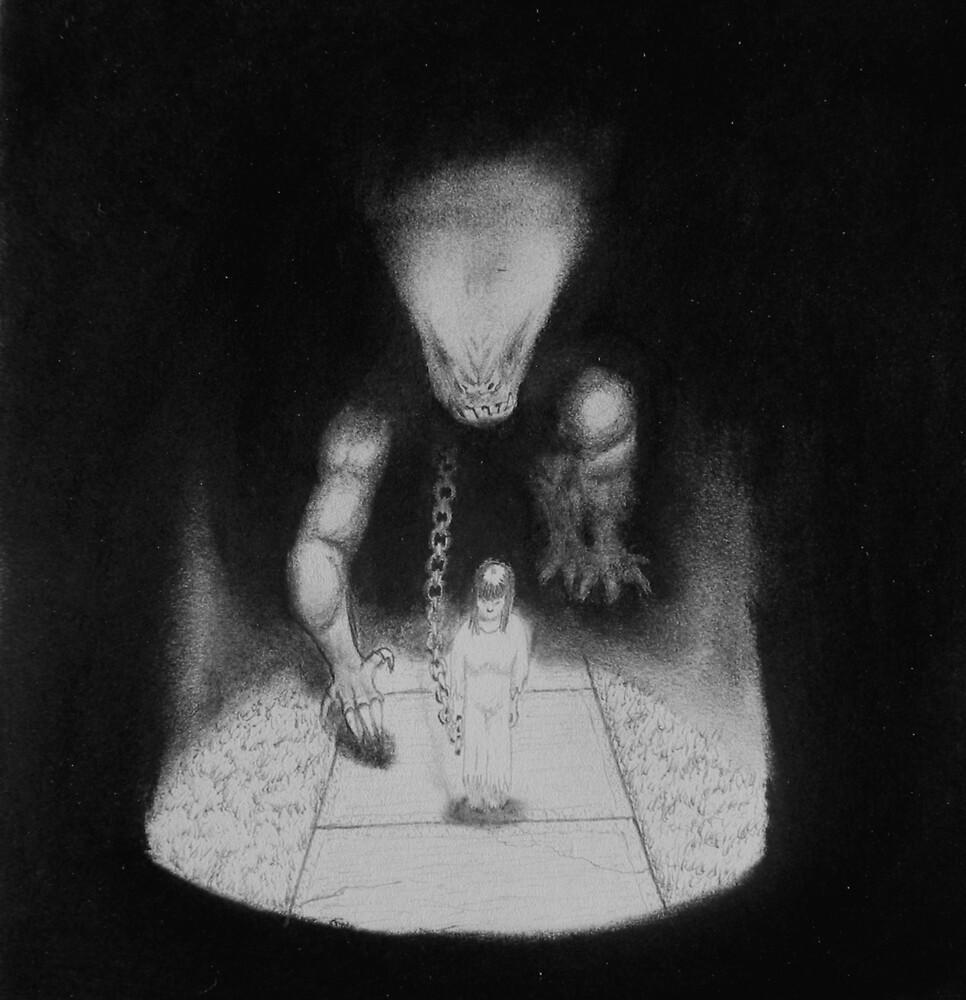 Walk In The Dark by Edzie
