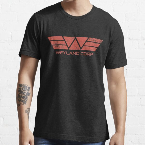 Wayland Corp Red Essential T-Shirt