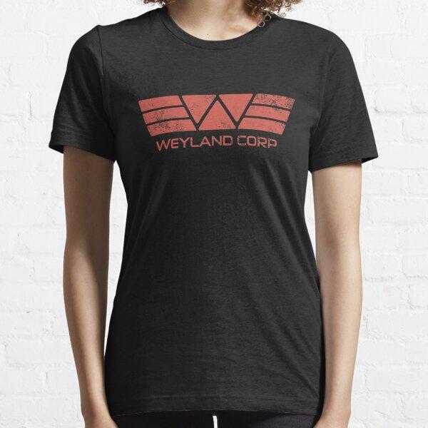 Wayland Corp Red T-shirt essentiel