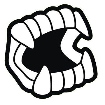 Vampire Teeth by GarrettMcDowel1