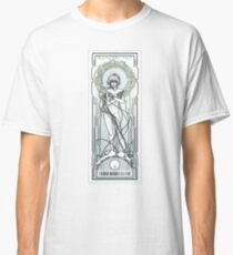 Major Motoko Kusanagi – Ghost in the Shell  Classic T-Shirt