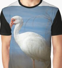 Ibis Portrait Graphic T-Shirt
