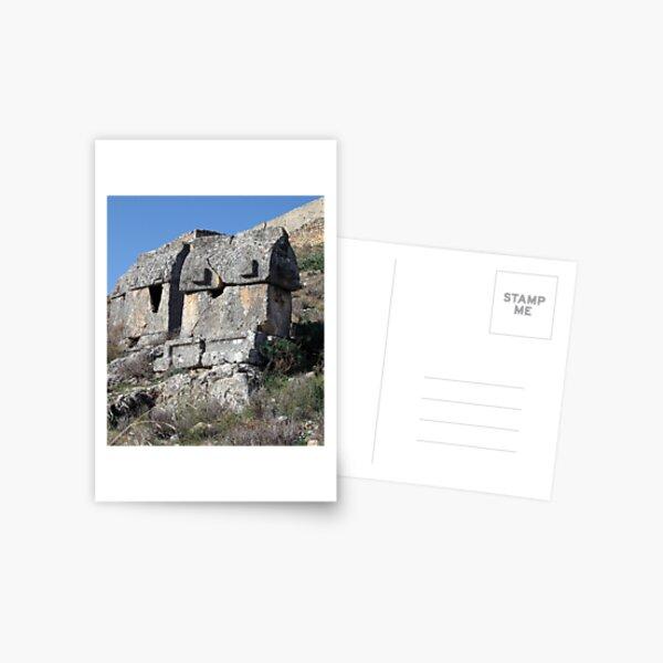 Tlos Ruins Postcard