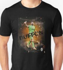 Print Cartaz Juve - Buffon  Unisex T-Shirt