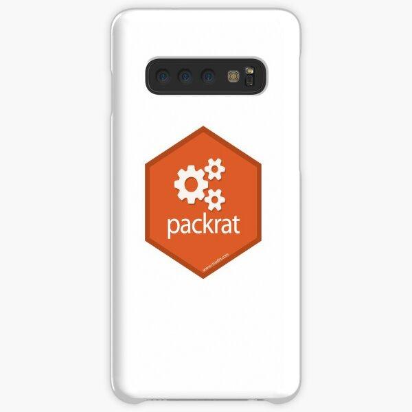 R Packrat Logo Samsung Galaxy Snap Case