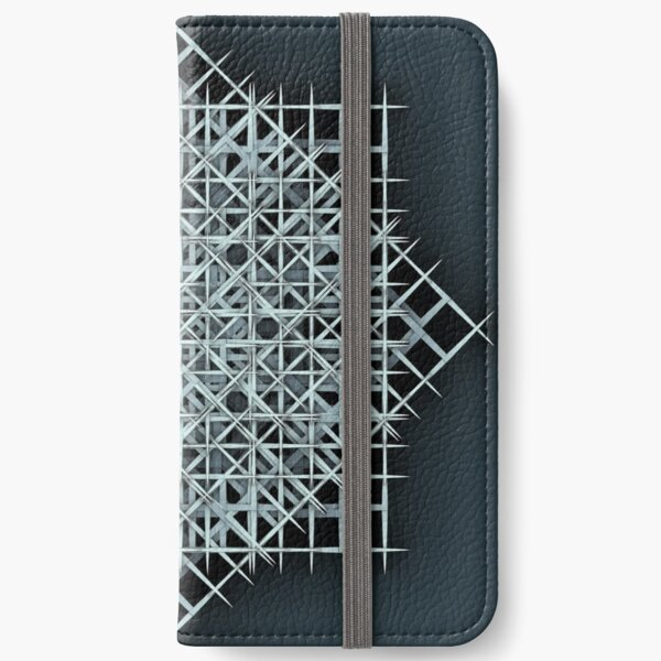 Urban Swurl 273 Solid iPhone Wallet