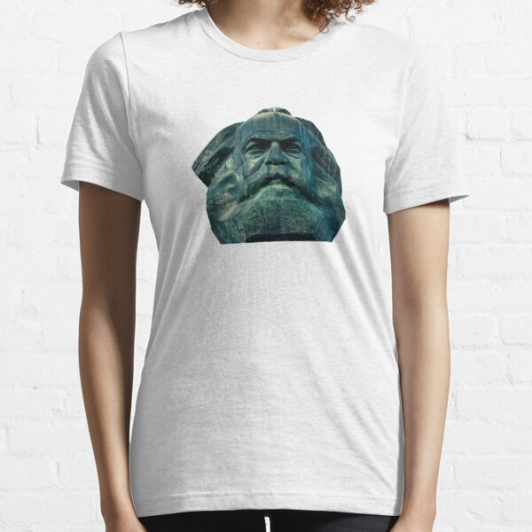 Karl Marx Monument Fotodruck Essential T-Shirt