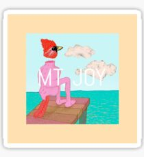 Mt. Joy Sticker