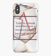 Clockwork Angel/Books iPhone Case