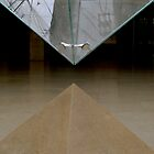 The Inverted Pyramid - detail by triciamary