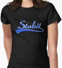 Stabil logo Women's Fitted T-Shirt