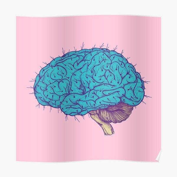 Succulent Mind Poster