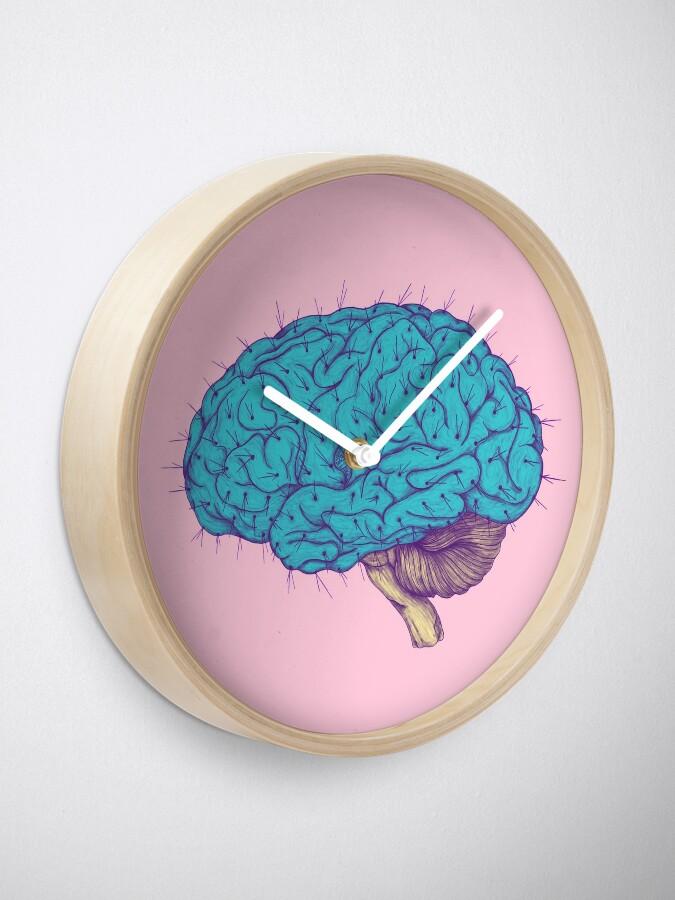Alternate view of Succulent Mind Clock