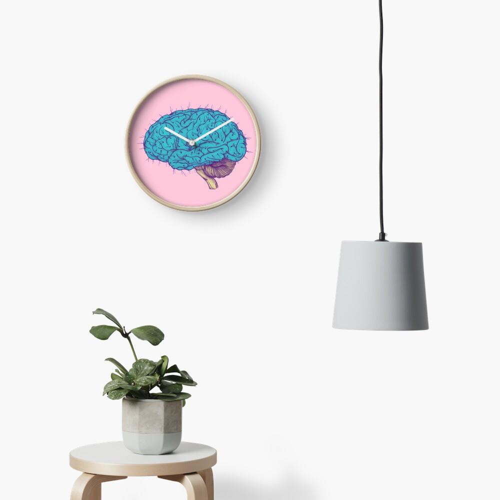 Succulent Mind Clock