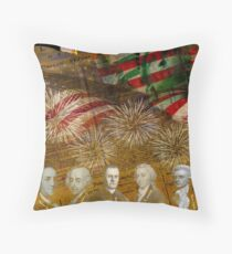 4th of July Celebration Floor Pillow