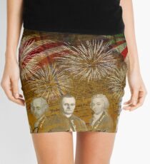 4th of July Celebration Mini Skirt