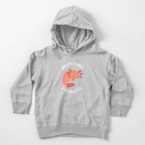 Axolotl Questions Toddler Pullover Hoodie