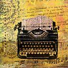 Typewriter by laraprior