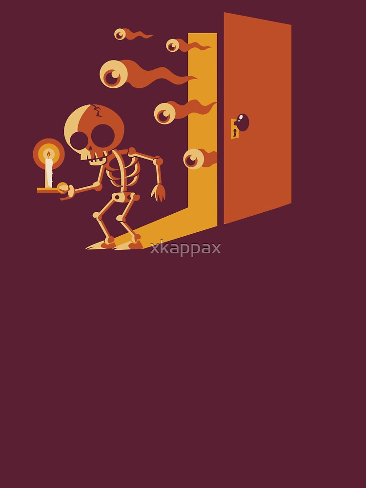Skeletons in my Closet by xkappax