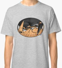 Yin Yang Hounds: A Redbubble exclusive design Classic T-Shirt